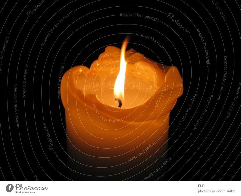 Kerze Wärme Physik