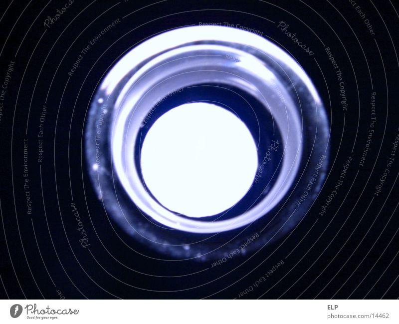 Kreise rund Häusliches Leben Teelicht