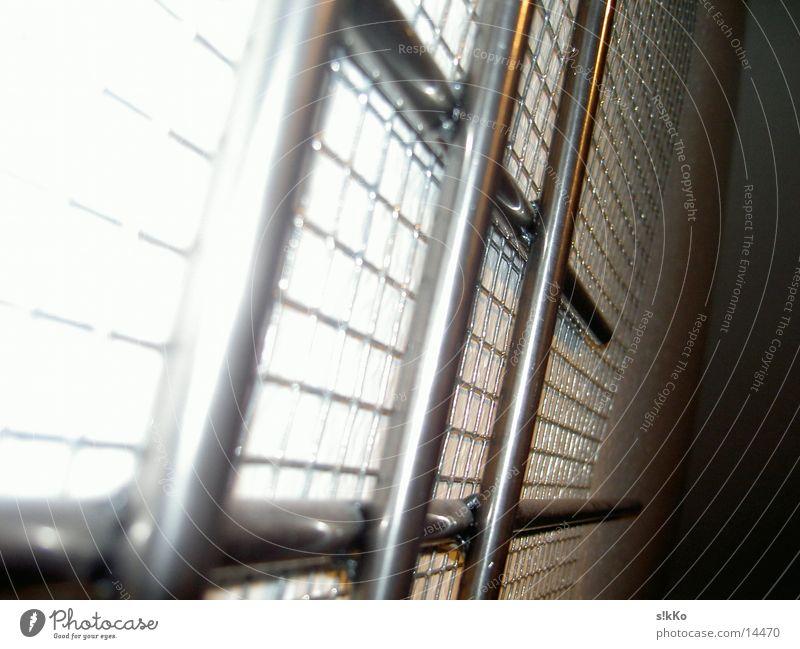 View 03 Stil Metall obskur Gitter streben
