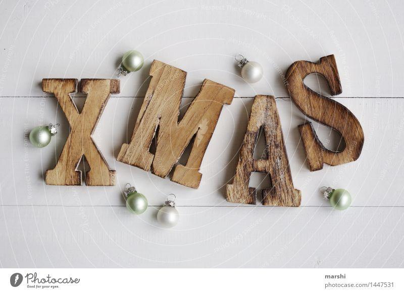 MERRY Zeichen Schriftzeichen Ziffern & Zahlen Gefühle Stimmung Weihnachten & Advent Weihnachtsdekoration Kugel Christbaumkugel Holz Buchstaben Jahreszeiten