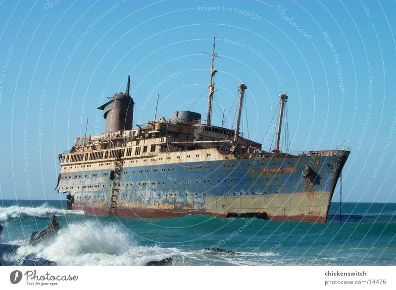 american star Wasser Meer Luft Wasserfahrzeug Schifffahrt