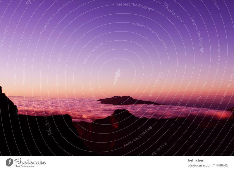 just like heaven... Himmel Ferien & Urlaub & Reisen schön Sommer Landschaft Wolken Ferne Berge u. Gebirge Frühling außergewöhnlich Freiheit träumen Tourismus