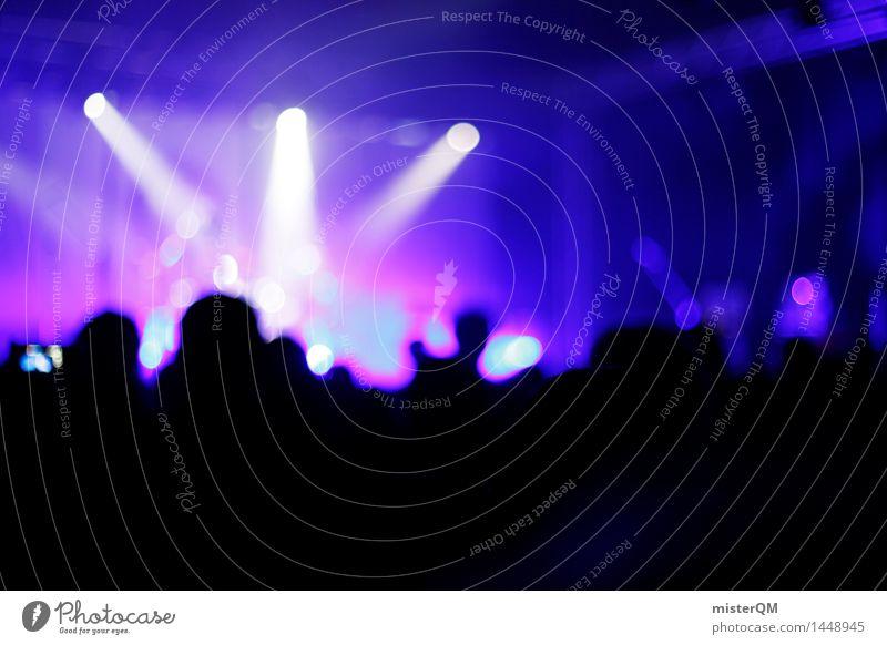 Life is a Party V Kunst Feste & Feiern Musik ästhetisch Show Veranstaltung Filmindustrie Konzert Bühnenbeleuchtung Video Lightshow live Sänger Partystimmung