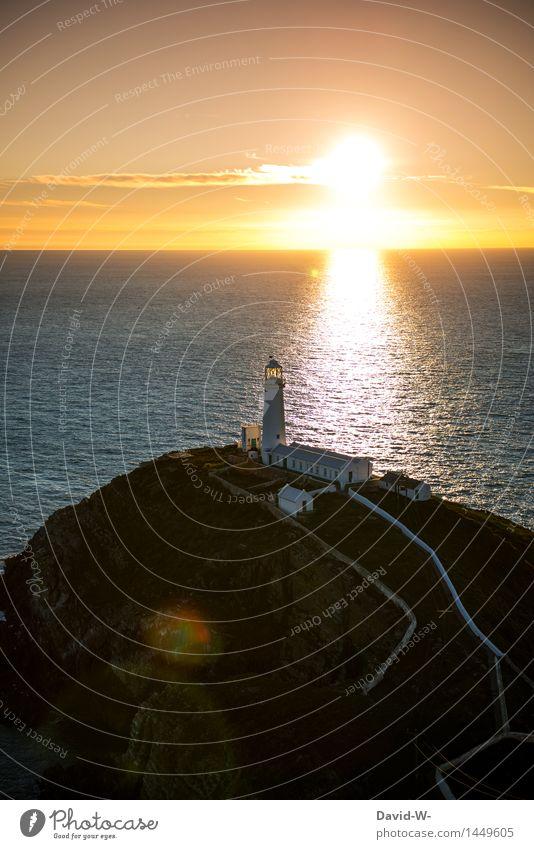 ein schöner Ort Lifestyle Ferien & Urlaub & Reisen Tourismus Ausflug Abenteuer Ferne Freiheit Expedition Kunst Umwelt Himmel Sonne Sonnenaufgang Sonnenuntergang