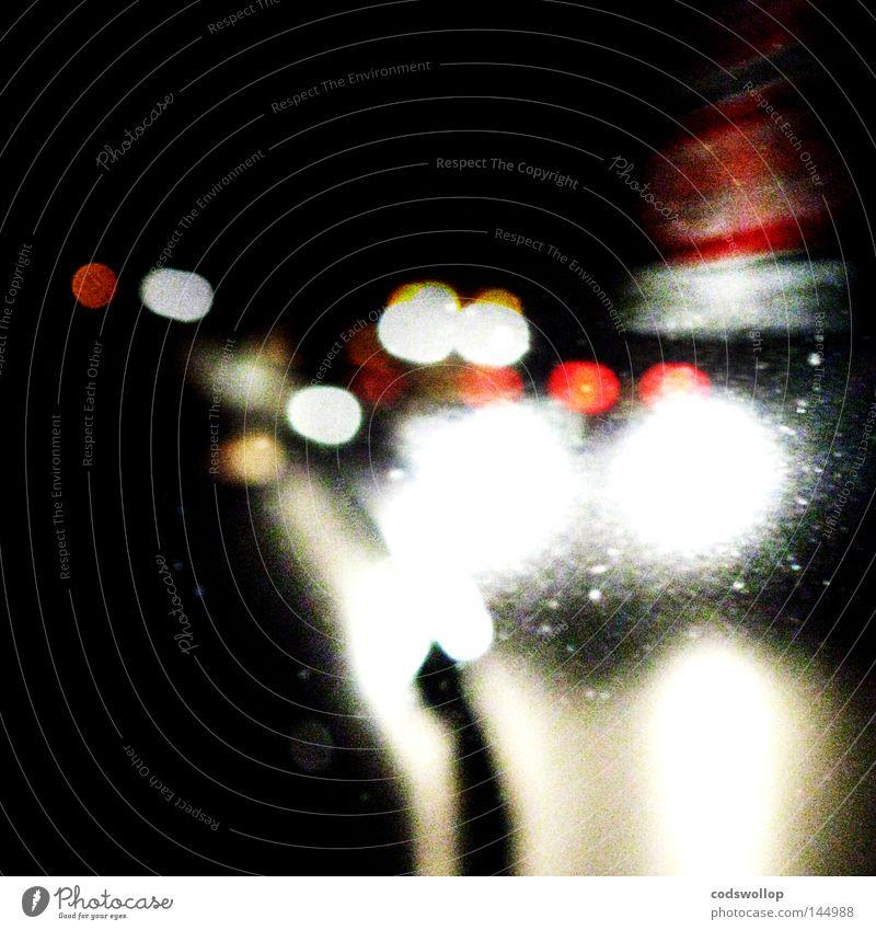 Night Driver dunkel PKW Verkehr Fahrer Rennsport Fahrzeug Sportveranstaltung Pferderennen Scheinwerfer Konkurrenz Straßenverkehr Motorsport Verfolgung