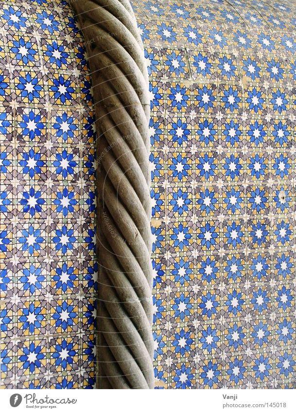 verdreht alt Blume blau - ein lizenzfreies Stock Foto von Photocase
