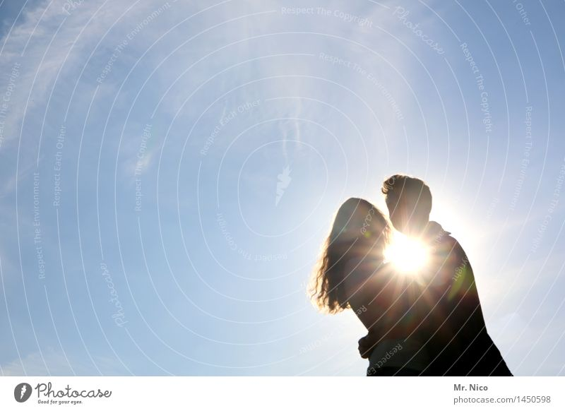 sonne,sommer,sonnenschein Mensch Frau Ferien & Urlaub & Reisen Mann Sommer Erwachsene Umwelt Liebe Gefühle Glück Paar Zusammensein Freundschaft Zufriedenheit