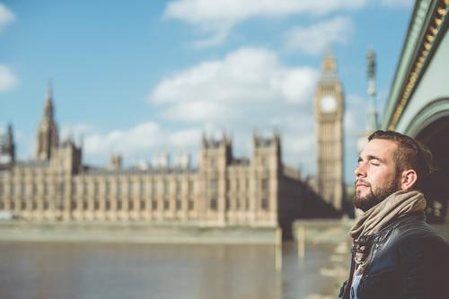 Sonne tanken Freizeit & Hobby Ferien & Urlaub & Reisen Tourismus Ausflug Freiheit Sightseeing Städtereise Mensch maskulin Junger Mann Jugendliche Erwachsene
