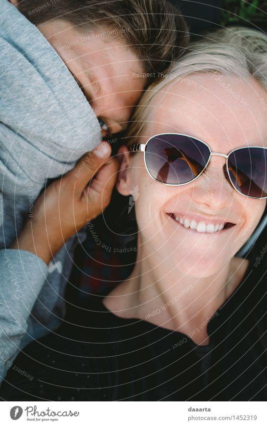 glückliche Leute Ferien & Urlaub & Reisen Sommer Freude Leben Liebe Gefühle Stil Spielen Lifestyle Freiheit Stimmung Design wild Tourismus Freizeit & Hobby