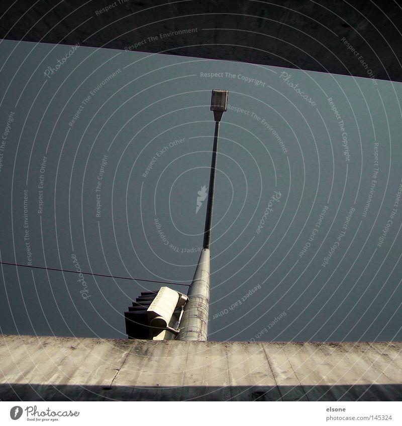::TRAFFIC I LIGHTS:: Beleuchtung Verkehr Brücke Technik & Technologie Laterne Verkehrswege Straßenbeleuchtung Ampel Elektrisches Gerät