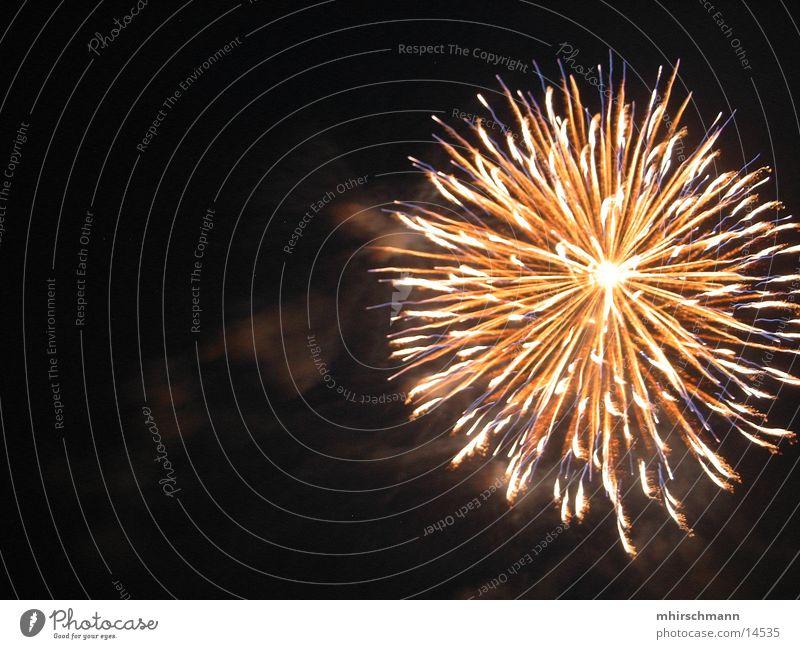 firework #2 Langzeitbelichtung Feuerwerk Brand Funken Stern (Symbol)