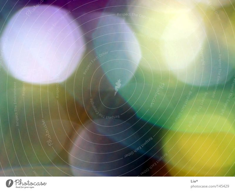 verstrahlt Sommer Farbe Herbst träumen Beleuchtung Hintergrundbild Punkt Textfreiraum Fleck blenden Linse unklar Lichtstrahl Blendenfleck schemenhaft RGB