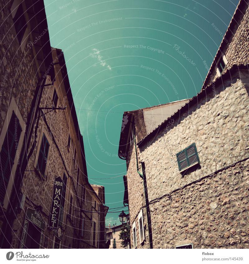Siesta Mallorca Spanien Stadt Kleinstadt Ferien & Urlaub & Reisen Dorf Sommer Haus heiß Physik ruhig Erholung Langeweile Ferienwohnung Makler einheimisch