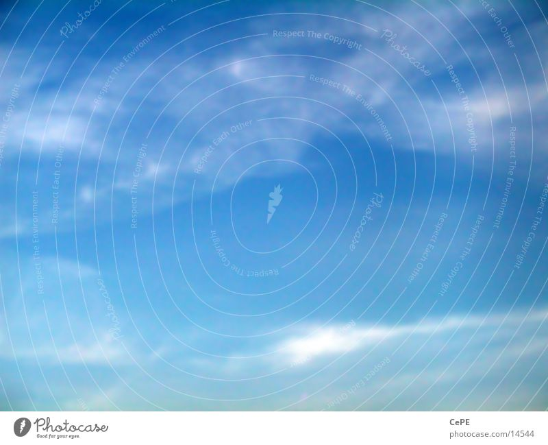 Himmel1 Natur Wolken Freiheit