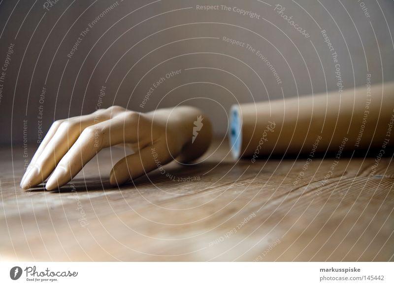 abgebrochen Hand Finger Material Schaufensterpuppe Roboter Bionik Arme Kunststoff Puppe Robotik menschenähnlichkeit zerlegbar extremitätenfreien kunstharz