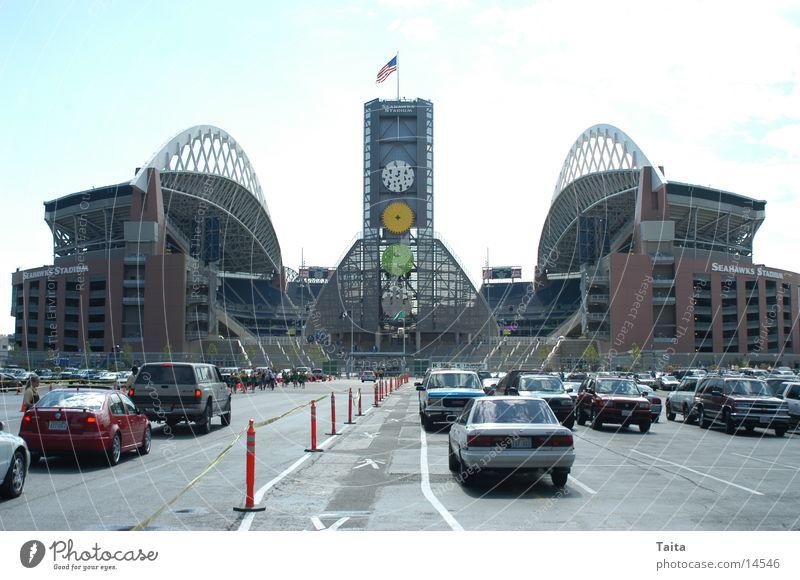 Stadion der Seahawks Architektur Amerika Arena Baseball Seattle