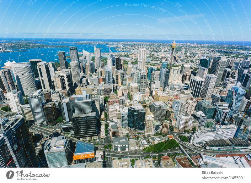 Sydney Innenstadt III Lifestyle kaufen Reichtum elegant Stil Ferien & Urlaub & Reisen Tourismus Ausflug Abenteuer Sightseeing Städtereise Sommerurlaub Insel