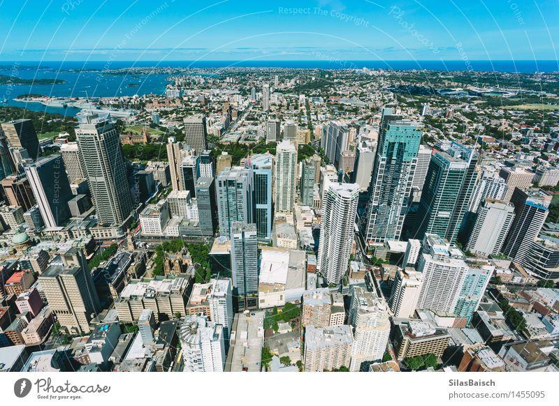 Sydney Innenstadt V Lifestyle Ferien & Urlaub & Reisen Tourismus Ausflug Abenteuer Freiheit Sightseeing Städtereise Kreuzfahrt Sommerurlaub Insel Stadt