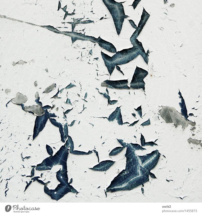 Kryptologie alt Farbstoff klein Zeit Zusammensein Metall verrückt Spitze Vergänglichkeit Wandel & Veränderung Zusammenhalt nah Verfall chaotisch trashig Riss