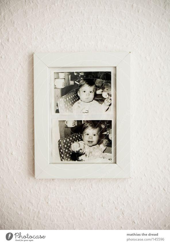 DER MEISTER PERSÖNLICH Mensch Kind weiß Hand schön Freude Mädchen Einsamkeit ruhig schwarz Wand Wärme Gefühle Glück Paar 2