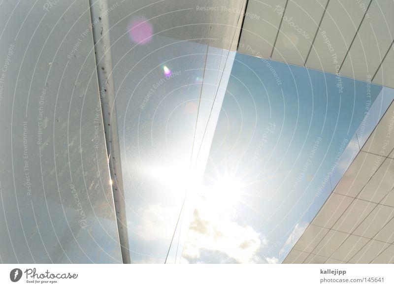 V Himmel weiß Sonne Wolken Fenster Architektur hell Stern modern Ecke Dach Buchstaben Klarheit Weltall deutlich