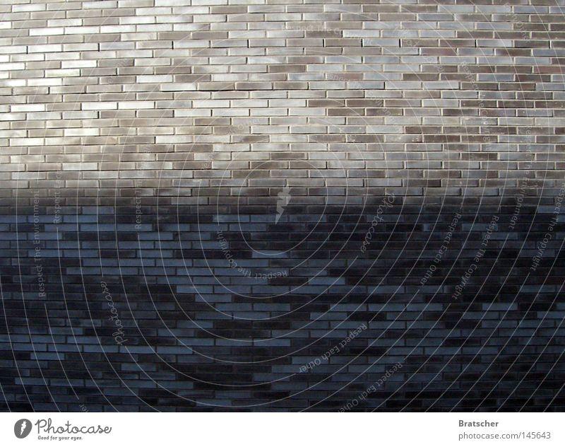 ad astram grau Stein Mauer Architektur Industrie einfach Lichteinfall