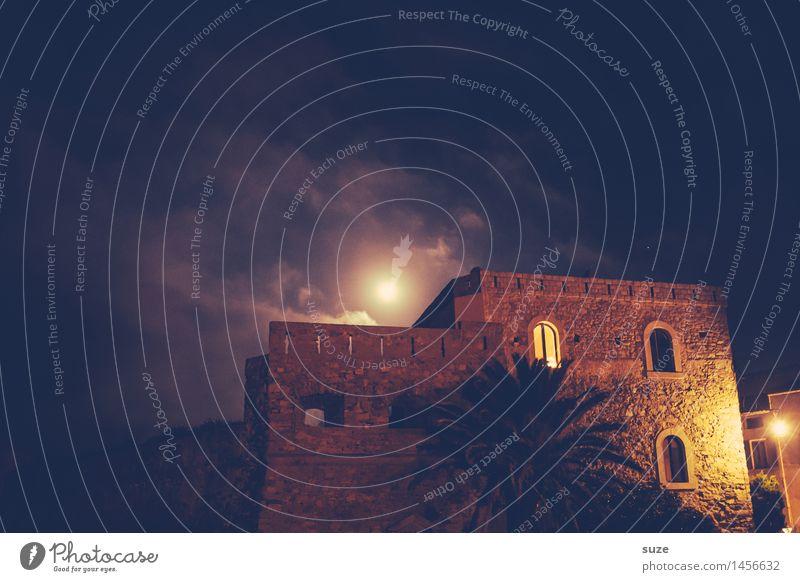 1001 Nacht Ferien & Urlaub & Reisen Stadt alt Sommer Haus dunkel Fenster Reisefotografie Architektur Gebäude außergewöhnlich Fassade fantastisch Kultur