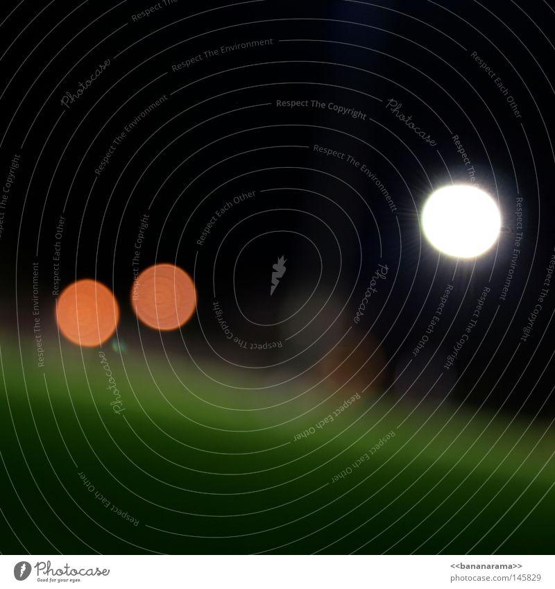 oo O weich rot weiß grün dunkel Strukturen & Formen Nacht Geometrie abstrakt verdeckt fremd Unschärfe Kunst Kultur obskur Spielen Punkt hell Licht Kreis Farbe