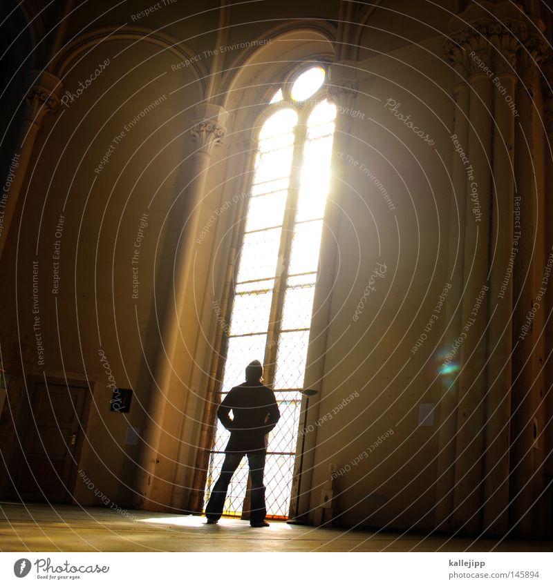 st kalle´s cathedral Mensch Mann Sonne Fenster Architektur Gebäude Religion & Glaube Arme Stern Finger stehen Macht fangen Kirche Christentum