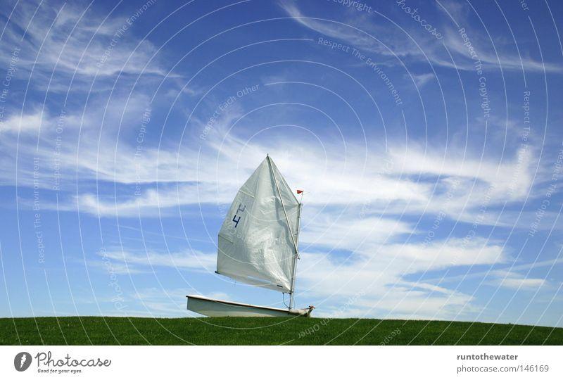 Landgang Himmel Wasser Meer Einsamkeit Wolken Wiese Wasserfahrzeug Erde Wind Perspektive Rasen Ostsee trocken Sturm 4 Grundbesitz