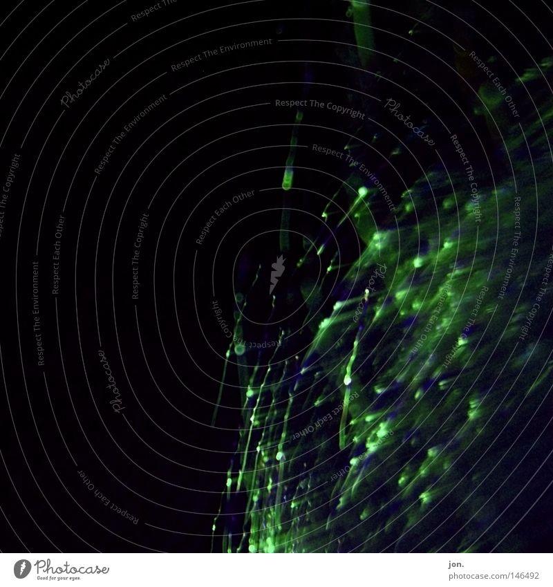 Evergreen Licht Spielen Lichtspiel Lampe grün dunkel Bewegung ruhig Elektrisches Gerät Technik & Technologie Dekoration & Verzierung Langzeitbelichtung dark