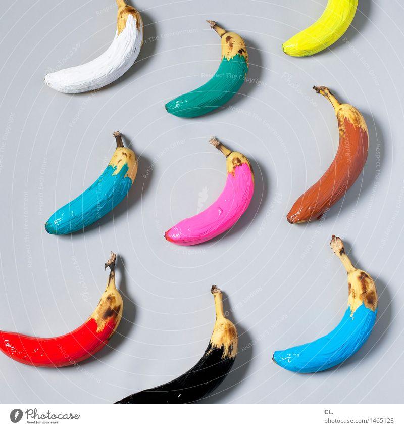zeit verschwenden Farbe Essen Kunst außergewöhnlich Lebensmittel Design Frucht Dekoration & Verzierung Ernährung ästhetisch Fröhlichkeit Kreativität