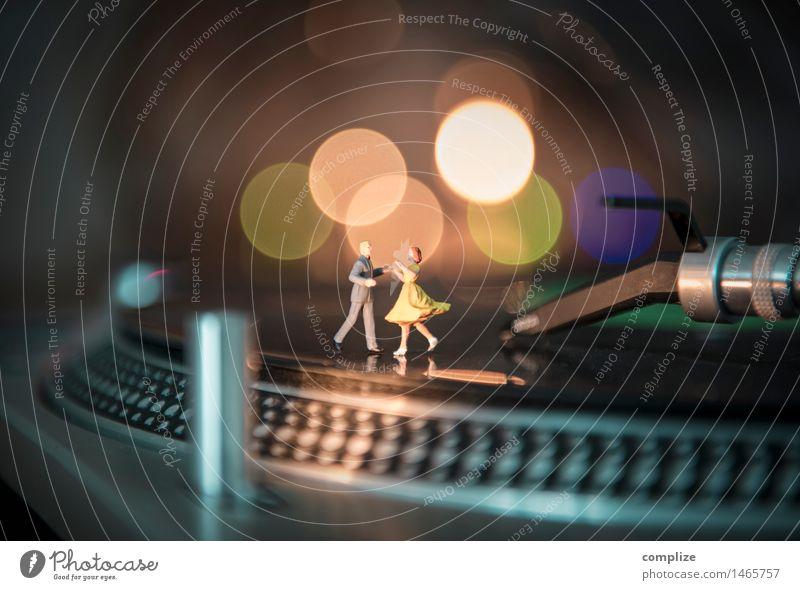 music & dance Freude Stil Sport klein Lifestyle Feste & Feiern Party Paar Freizeit & Hobby Musik Tanzen Fitness Gastronomie Veranstaltung Silvester u. Neujahr