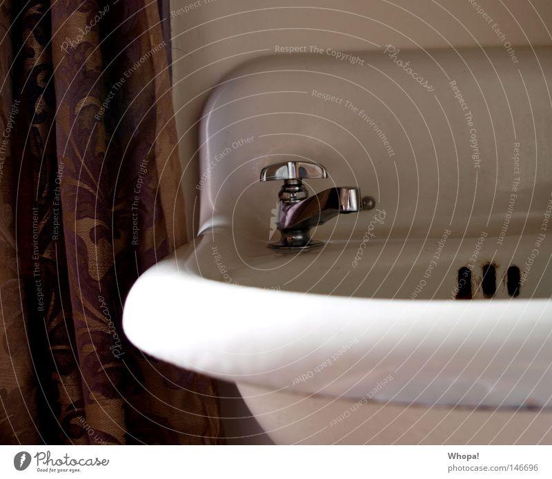 CALIFORNIA L-O-V-E - II Kalifornien San Francisco Hotel Herberge Hotelzimmer Waschbecken USA Privat Room