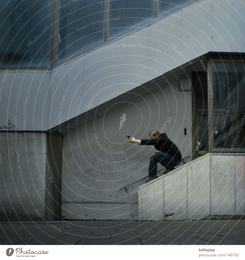 piff Mensch Mann Hand Stadt Haus Fenster Berge u. Gebirge Gefühle Architektur springen See Luft Linie Tanzen Glas fliegen