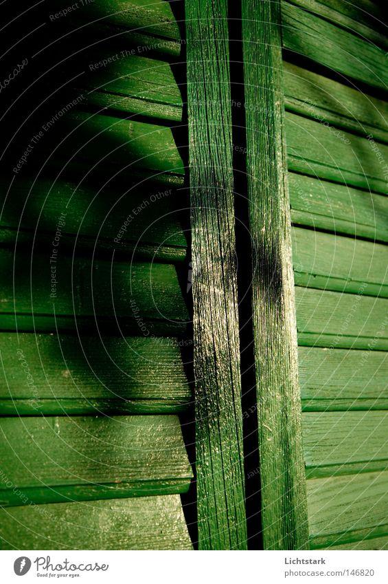 schau doch rein grün Ferien & Urlaub & Reisen ruhig Herbst Fenster Holz verfallen Abenddämmerung Schlafzimmer Kroatien Mittelmeer
