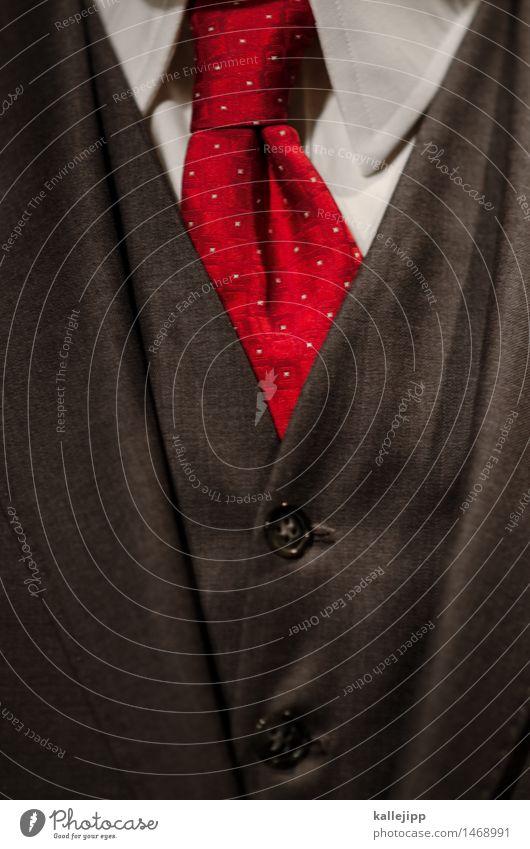 gerhard Mensch Mann rot Erwachsene grau Mode Business maskulin Erfolg Stoff Geldinstitut Wirtschaft Hemd Karriere Anzug Schalter