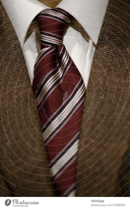 willy Arbeitsplatz Büro Wirtschaft Kapitalwirtschaft Börse Geldinstitut Mensch maskulin Mann Erwachsene 1 seriös Krawatte Anzug Hemd Stoff Jacke Seide