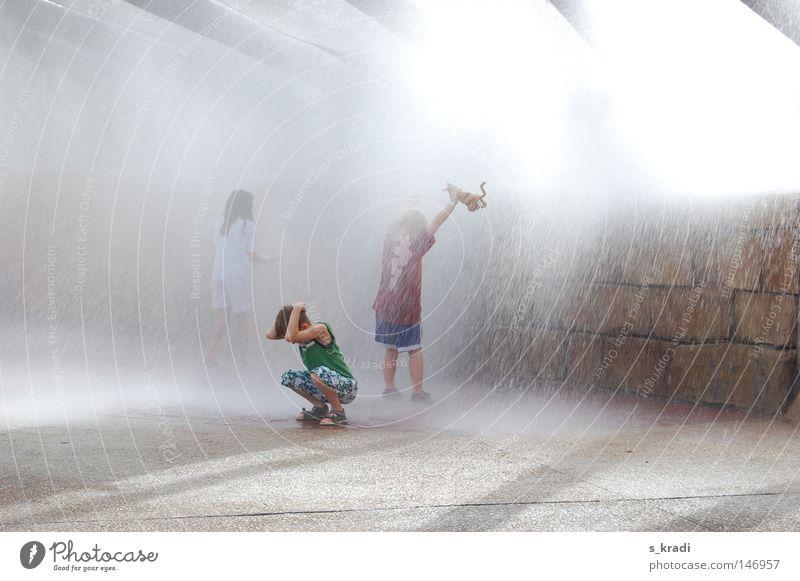 Standhaft Kind Wasser Regen Angst Macht Freizeit & Hobby Sturm Natur