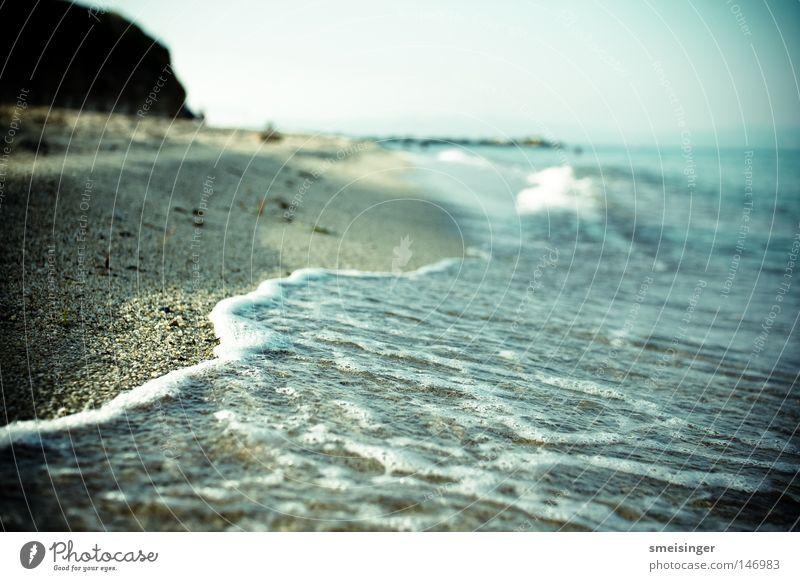 noch was fürs urlaubsalbum Ferien & Urlaub & Reisen Tourismus Ausflug Freiheit Sommer Sommerurlaub Strand Meer Wasser Wellen Küste Erholung Wärme Zufriedenheit
