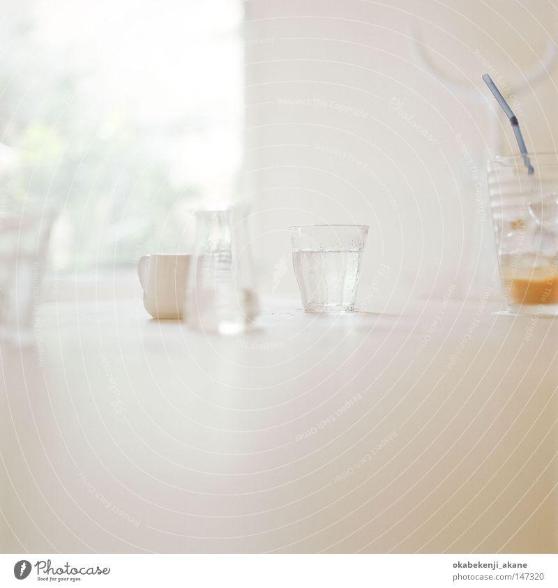 weiß Lampe Luft Café Tasse Japan Pokal Tokyo Asien Stimmungsbild