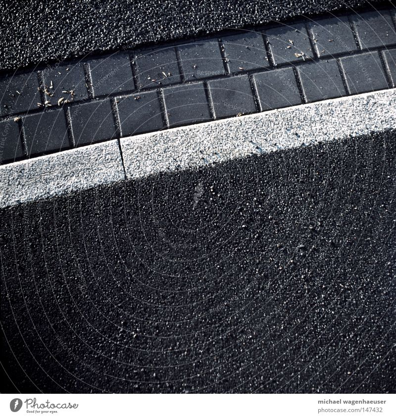 grafische Straße grau Stein Wege & Pfade Asphalt Bürgersteig Verkehrswege Straßenbelag Teer Granit