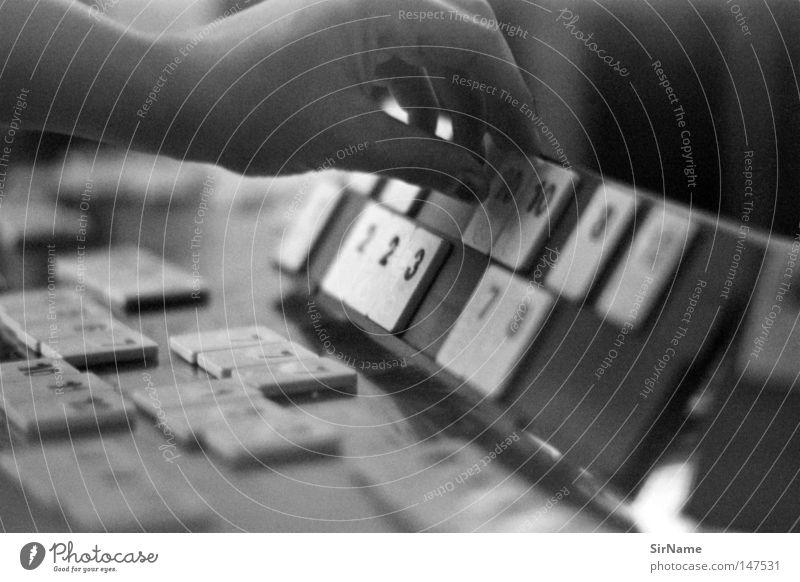 5 [altes spiel] Hand Spielen Zusammensein Wohnung planen Ziffern & Zahlen Konzentration verdeckt Spielkasino Taktik Gesellschaftsspiele