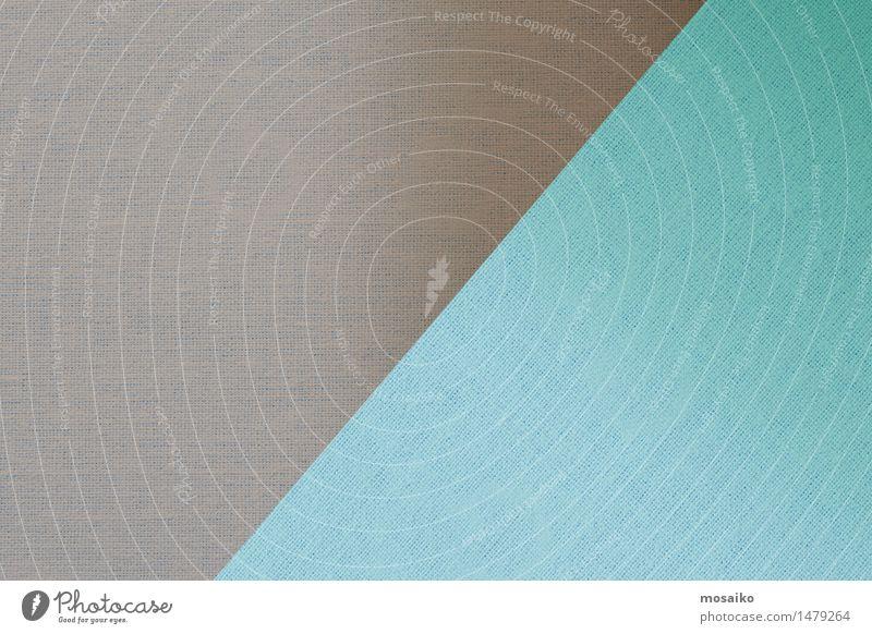 Leinenstoff - braun und türkis Lifestyle kaufen Reichtum elegant Stil Design Mode Bekleidung Stoff trendy retro blau horizontal Hintergrundbild Material
