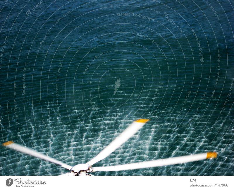 wie bitte? Flugzeug Wind fliegen Luftverkehr Rettung Polizei Krach Hubschrauber Behörden u. Ämter Zoll ohrenbetäubend