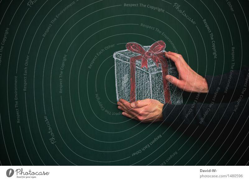was da wohl drin ist Mensch Jugendliche Weihnachten & Advent schön Freude Leben Liebe Glück Lifestyle Kunst Feste & Feiern Freundschaft Geburtstag Kreativität groß Geschenk