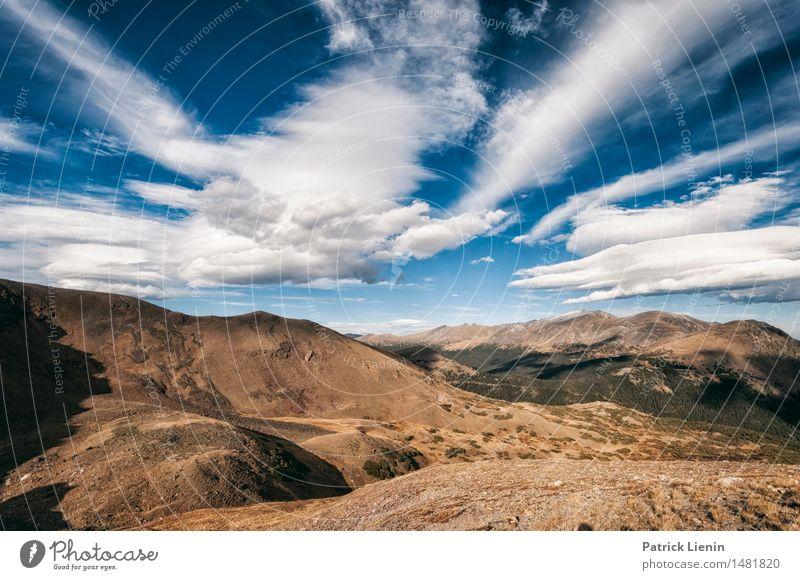 Mountain Magic Leben harmonisch Wohlgefühl Ferien & Urlaub & Reisen Abenteuer Ferne Freiheit Berge u. Gebirge Umwelt Natur Landschaft Himmel Wolken Sommer