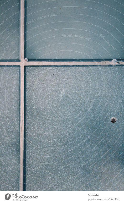 Blaue Fliesen Fliesen u. Kacheln Wand Zwischenraum Keramik Wandverkleidung Bodenbelag Teile u. Stücke Bad blau kalt Feld Sauberkeit Innenaufnahme türkis