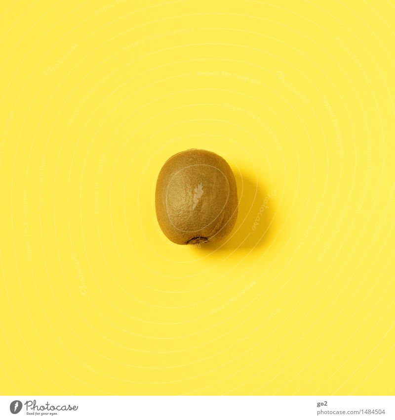 Kiwi Gesunde Ernährung gelb Essen Gesundheit Lebensmittel braun Frucht frisch ästhetisch Ernährung einfach lecker Bioprodukte Vegetarische Ernährung Diät Fasten