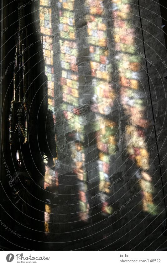 heilig Fenster Religion & Glaube Architektur Kirche historisch heilig Dom Christentum Gotik Gotteshäuser Kirchenfenster